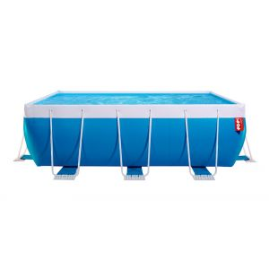 Piscina POP! blu laghetto